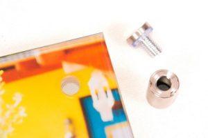 הדפסת תמונות על זכוכית מרובעת או עגולה - חיוכים