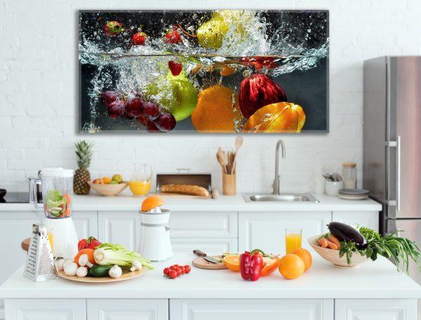 תמונות אוכל להדפסה, תמונות נוי למטבח | תמונות נוי להדפסה - חיוכים