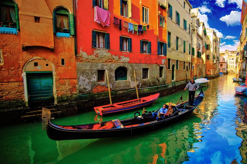 תמונת נוף וונציה -חיוכים