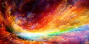 ציור גלקסיה להדפסה על קנבס או זכוכית   חיוכים - הדפסות קנבס ומגנטים לאירועים